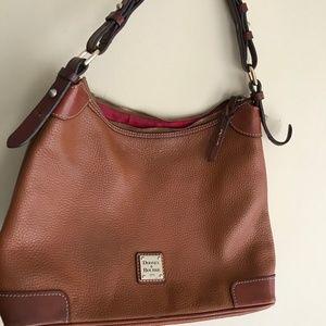 Dooney & Bourke Tan Hand bag